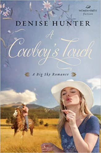 Book Review: A Cowboy's Touch by Denise Hunter