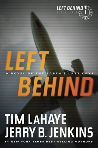 Book Review: Left Behind by Tim Lahaye & Jerry B. Jenkins