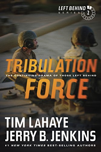 Book Review: Tribulation Force by Tim Lahaye & Jerry B. Jenkins