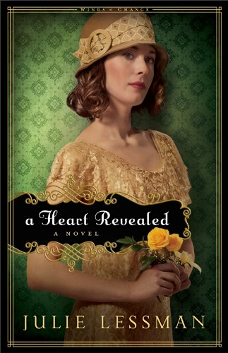 Book Review: A Heart Revealed by Julie Lessman