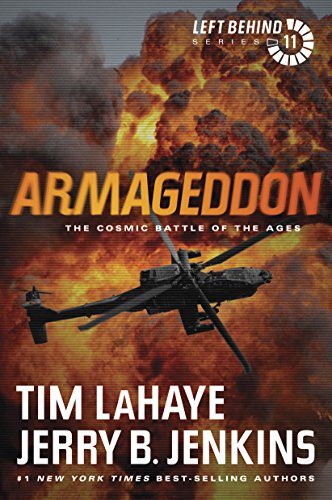 Book Review: Armageddon (Left Behind Series, Book 11) by Tim Lahaye & Jerry B. Jenkins