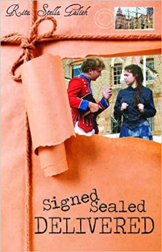 Book Review: Signed Sealed Delivered by Rita Stella Galieh