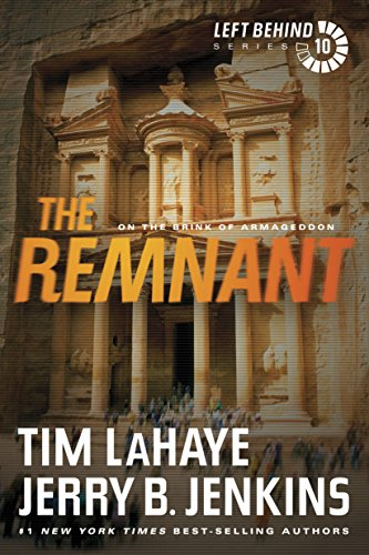 Book Review: The Remnant (Left Behind Series, Book 10) by Tim Lahaye & Jerry B. Jenkins