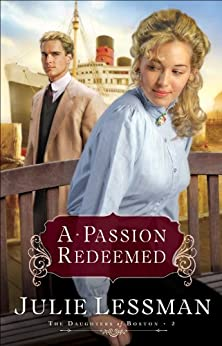 Book Review: A Passion Redeemed by Julie Lessman