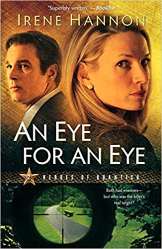 Book Review: An Eye for an Eye by Irene Hannon