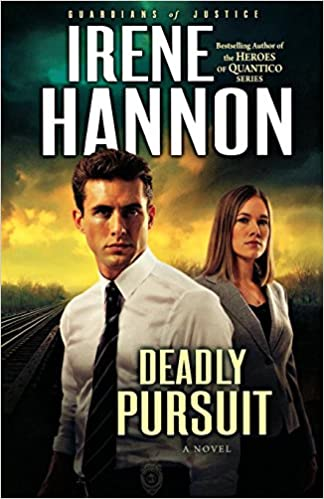 Book Review: Deadly Pursuit by Irene Hannon