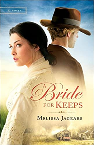 Book Review: A Bride for Keeps by Melissa Jagears