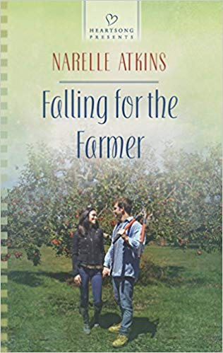Book Review: Falling for the Farmer (Heartsong Presents) by Narelle Atkins