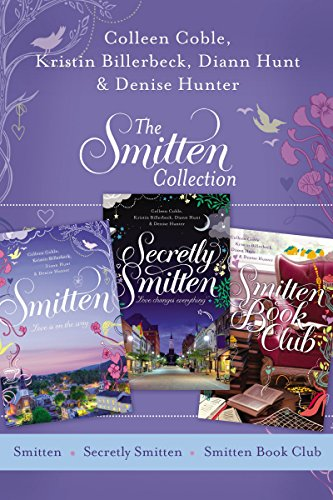 Book Review: Smitten Book Club by Denise Hunter, Colleen Coble, Diann Hunt and Kristin Billerbeck